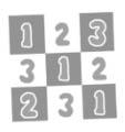 3x3target
